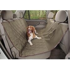 Solvit Sta-Put Waterproof Hammock Dog Cat Back Seat Car Cover - Deluxe