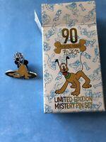 Disney Pin Pluto 90th Anniversary Mystery Box Hawaiian Holiday LE 1000