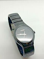 Rado Ceramic 318.0685 3 Ladies Titanium Diastar Quartz Watch