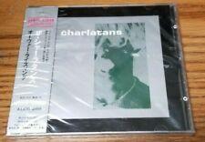 The Charlatans - Over Rising - ALCB-288 - Japan Import Mini LP CD