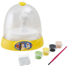Disney Princess Belle Paint Your Own Glitter Dome Make Your Own Globe  Toy