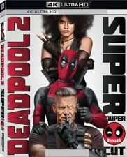 Deadpool 2 (4K UHD Bluray, 2018) No Regular Bluray No Digital Code
