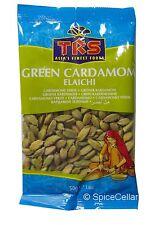Cardamom Pods - Green - 50g Bag - TRS Brand