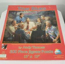 True Blues Political Liberal Democrat Presidents 500 Piece Jigsaw Puzzle 2514
