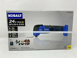 KOBALT  #0790023   OSCILLATING TOOL (Tool Only)