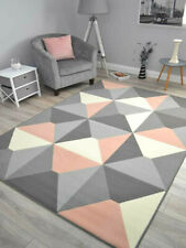 New Blush Pink Rose Small Extra Large Soft Floor Carpet Area Rugs Rug Mats Cheap