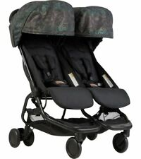 Mountain Buggy Nano DUO Double Stroller Year of the Dog!! New!! Free Shipping!!