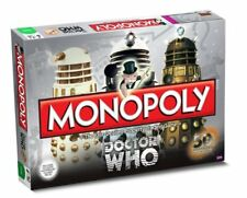 Doctor Who Monopoly 50th Anniversary edition