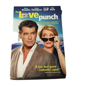 The Love Punch (DVD, 2014) RARE COMEDY BRAND NEW