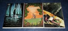 GRASS KINGS #4 1:10 variant unlockable & reg 1st print set (3) BOOM MATT KINDT