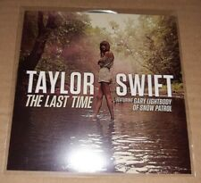 Taylor Swift The Last Time Promo Single CD- Rare