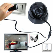 CCTV Dome Camera TV-Out SD-Card Night Vision Motion Detection - BNC