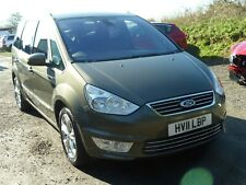 FORD GALAXY TITANIUM TDCI, SPARES OR REPAIRS, TRADE, REPAIRABLE, GEARBOX FAULT