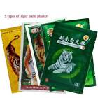 5Typs 48PCS Tiger Balm Pain Relief Patch Arthritis, Joint  Muscle Ache Plaster