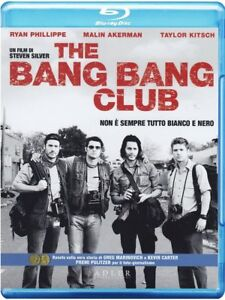The Bang Bang Club Blu Ray Nuovo Sigillato Philippe Akerman Steven Silver N