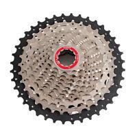 11 Speed Wide Ratio Bicycle Freewheel Steel MTB Bike Cassette Flywheel 11-40T