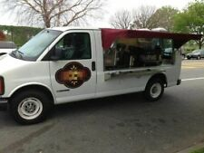 2000 Chevy Express 2500 Coffee Truck with 2012 Kitchen for Sale in Virginia!