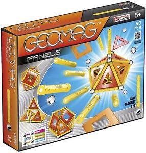 Geomag - PANELS - 50 Piece Set - Item 461 - NEW