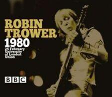 ROBIN TROWER - ROCK GOES TO COLLEGE [BONUS DVD] NEW CD