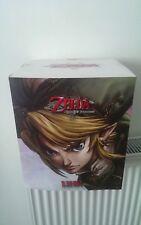 Zelda Link statue RARE