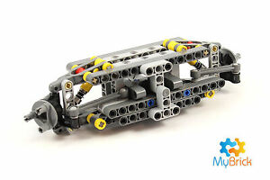 Lego Technic -  Large Steering Rack with Suspension (98 pieces) - Free Postage