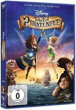 TinkerBell und die Piratenfee (2014) DVD