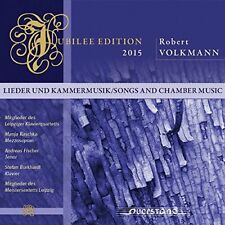 Volkmann: Jubilee Edition 2015 - Songs and Chamber Music [CD]