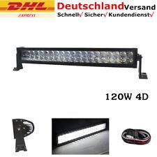 22inch 120W LED Light Bar LED Arbeitsscheinwerfer OFFROAD SUV Pick-up Lichter
