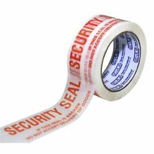Stylus 48mm X 66m Tape Security Seal Red on White