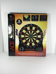Fat Cat ACE Limited Edition Electronic Dartboard NEW