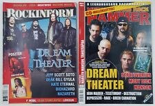 Dream Theater magazine job lot / collection #1