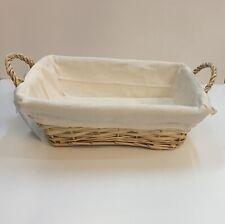 bread basket with linig