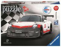 PUZZLE 3D RAVENSBURGER 11147 PORSCHE 911 GT3 CUP / 3D Puzzle Porsche 911 GT3 CUP