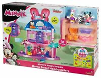 Fisher-Price Disney Minnie Mouse Home Sweet Headquarters New