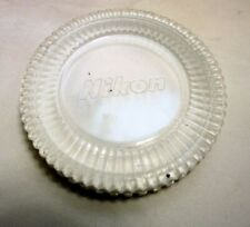 Empty Plastic Lens Protective Filter CASE CP-3 Nikon will fit up to 52mm size