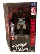 Transformers War for Cybertron Siege NEMESIS PRIME Voyager SG-06 MISB in USA NEW