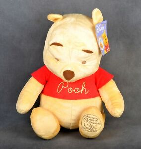 "Winnie The Pooh Celebrating 80 Years of Friendship Plush Fisher Price 24"""