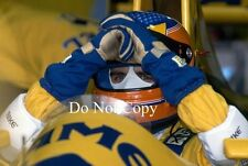 Martin Donnelly Lotus F1 Portrait 1990 Photograph 1