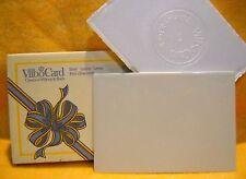 VILLEROY & BOCH VILBO CARD PORCELAIN POSTCARD CIRCA '80 's - BLANK FOR ARTIST