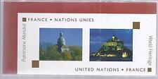 France - Emission commune FRANCE-NATIONS UNIES - P 3923