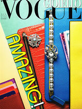 VOGUE GIOIELLO #125 03/2013 AMAZING! Jewellery Watches Accessories Trends @NEW@
