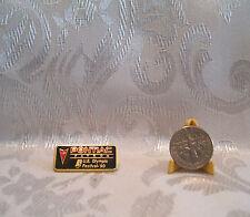 USA PONTIAC PATRON U.S. Olympic Festival Rainbow Foods 1990 Hat Lapel Pin Badge