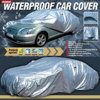 Maypole MP9334 Premium XL Extra Large PU Coated Vent Waterproof Full Car Cover