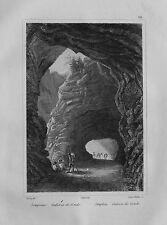 1837,SIMPLON,SEMPIONE,GALLERIA di GONDO,Svizzera.Passepartout.AUDOT.Acciaio.ETNA