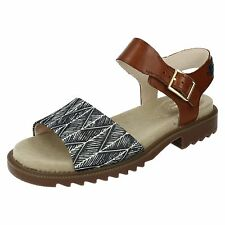 37 Sandali e scarpe con tacco basso (1,3-3,8 cm) marrone per il mare da donna