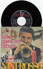 "Nini Rosso - Leise Rieselt der Schnee/ White Christmas, 7"" Single VG+"