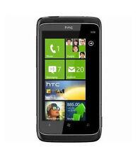 HTC 7 Trophy Black Windows Phone 8GB Smartphone Schwarz Ohne Simlock (B-Ware)