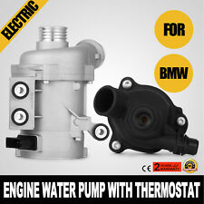 BMW X3 X5 328I -128i 528i VDO Engine Water Pump with Bolts & Thermostat Top