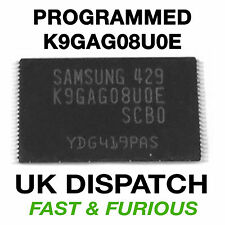 pack of 3 NANDS K9GAG08U0E SAMSUNG NAND UE32 UE37 UE40 UE46 D5500 D5700 TESTED