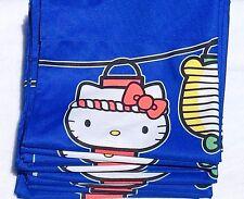 HELLO KITTY Con 2014 Window treatments Valance JANM Sanrio Japanese lantern rare